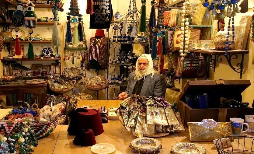 шоппинг в сирии
