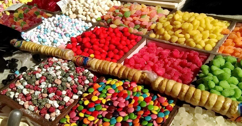 сладости в сирии