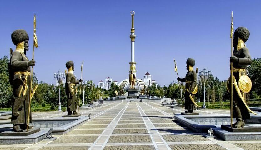 туркмения ашхабад