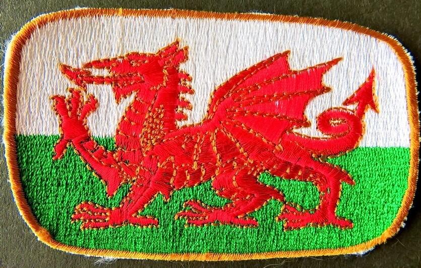 сувенир из уэльса