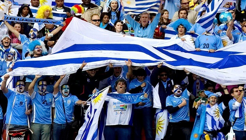 футбол в уругвае