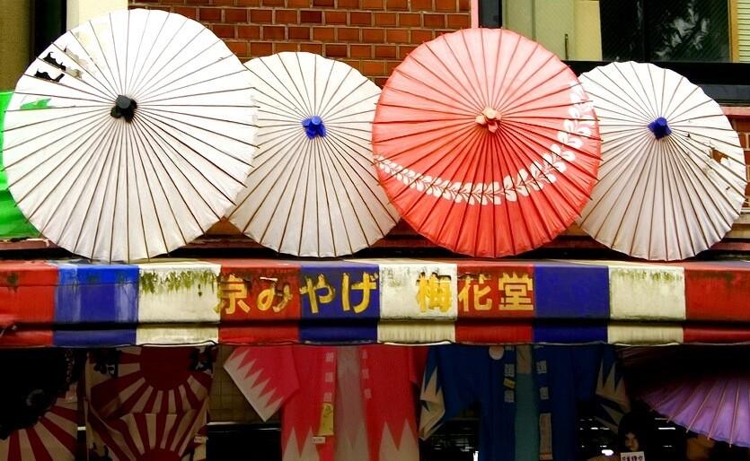 шоппинг в японии зонты