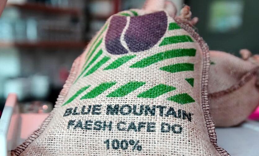 кофе blue mountain ямайка