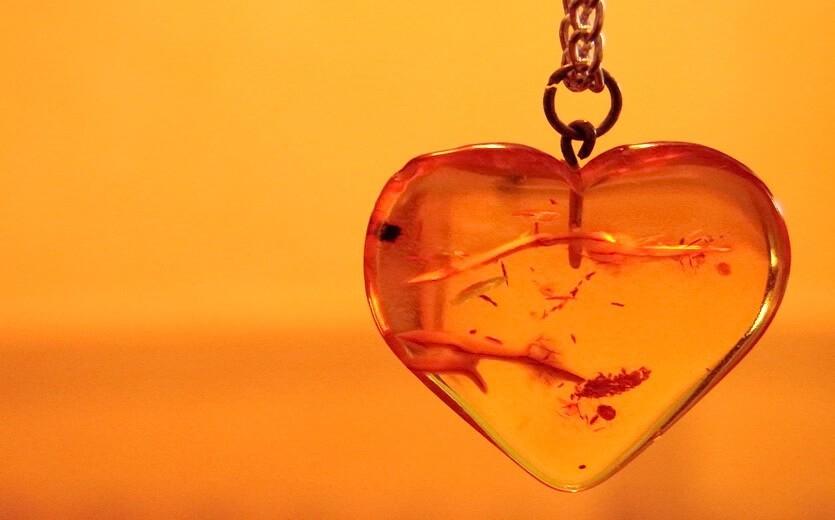 янтарь из калининграда