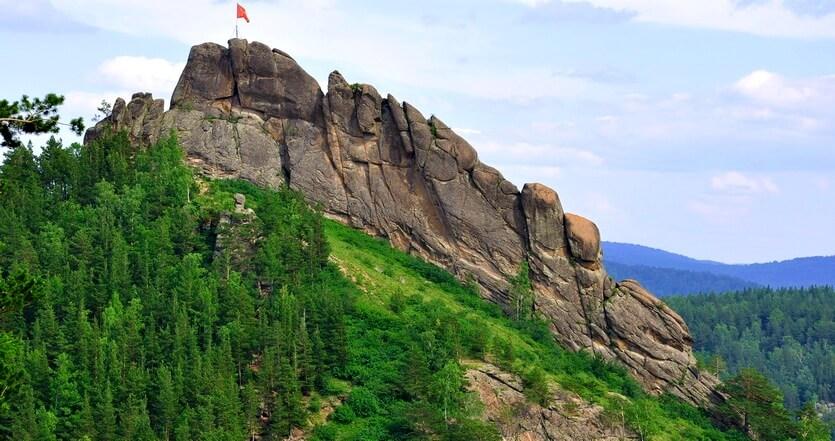 красноярские столбы фото