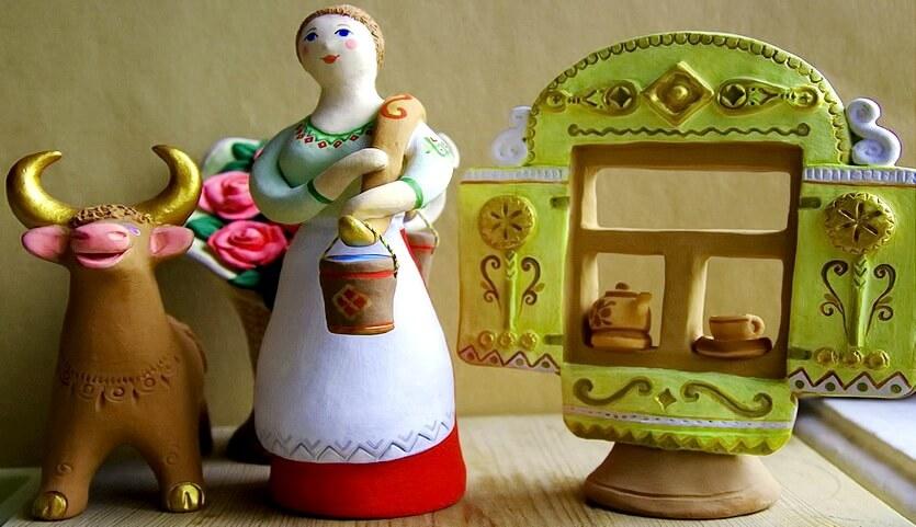 самарские игрушки
