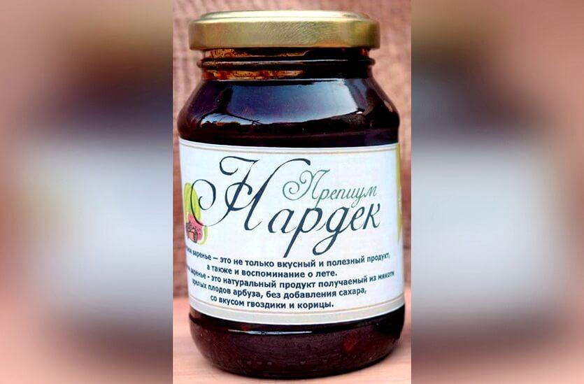 арбузный мед нардек