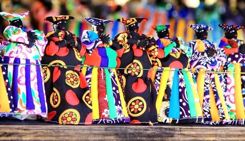 сувениры в намибии