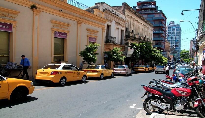 парагвай шоппинг