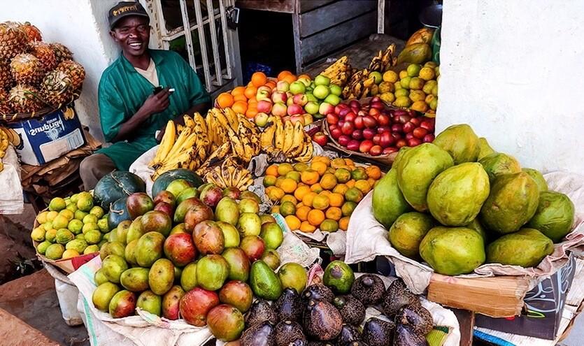 фрукты в руанде