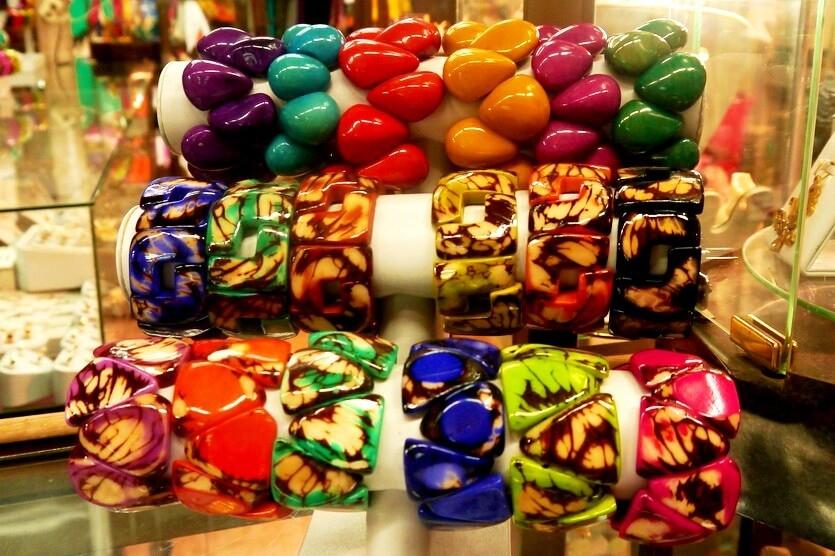 браслеты из тагуа в сальвадоре
