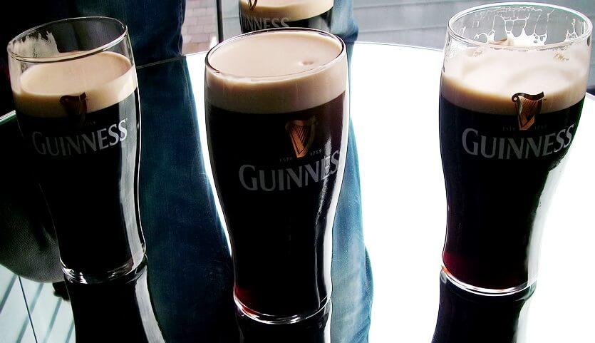 пиво гиннесс северная ирландия