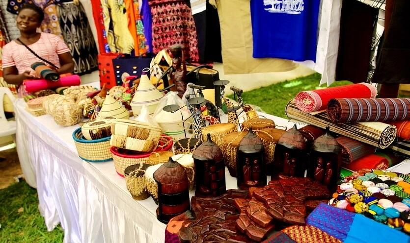 сувениры в уганде