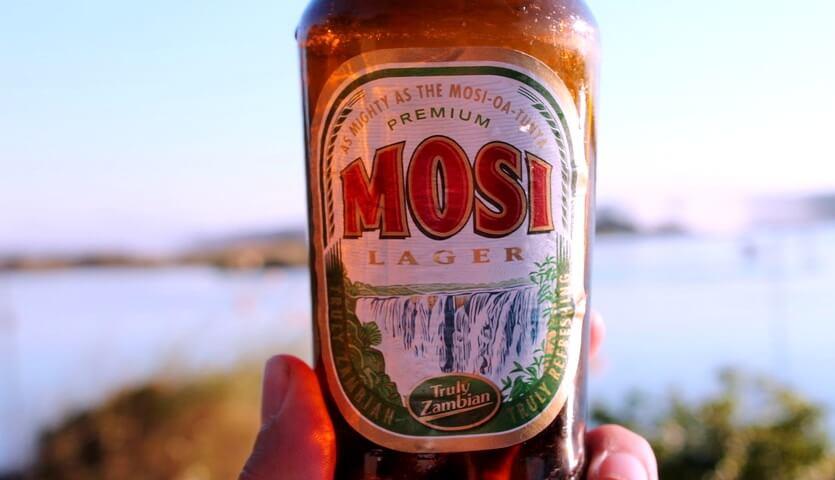 пиво в замбии