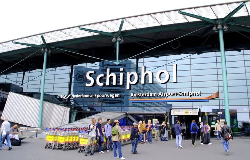 амстердам схипхол аэропорт