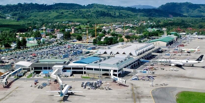 аэропорт пхукет таиланд