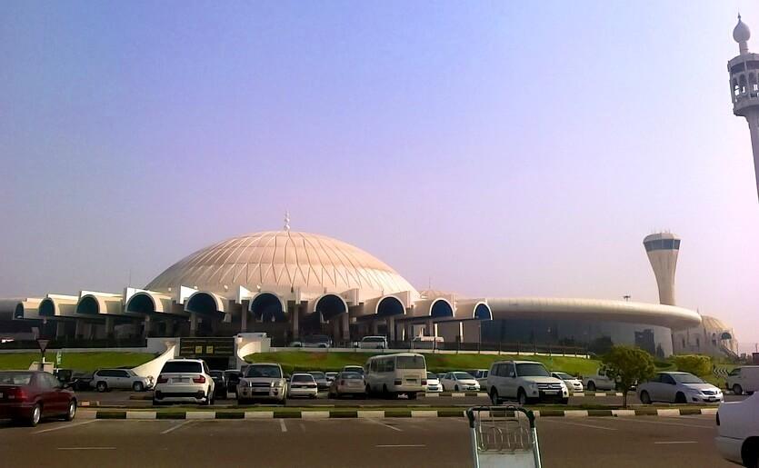 аэропорт шарджа оаэ