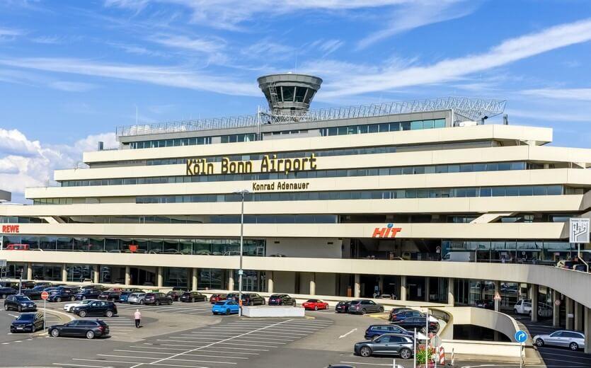 аэропорт кельн бонн