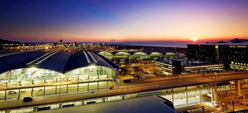 аэропорт чхеклапкок гонконг