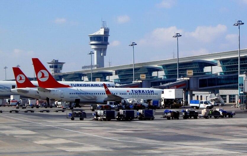 аэропорт имени ататюрка стамбул