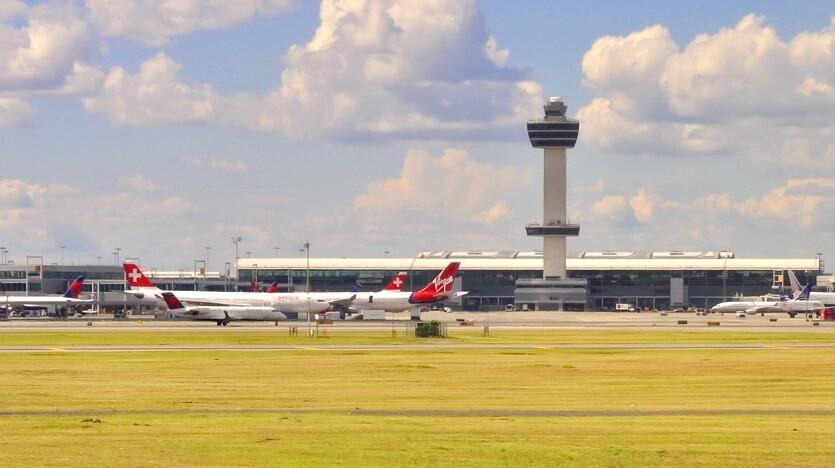 аэропорт имени джона кеннеди нью йорк