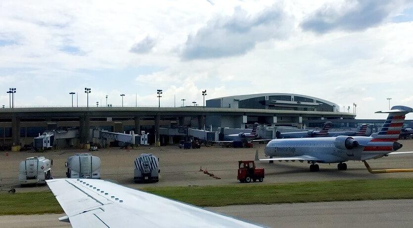 аэропорт форт уэрт даллас