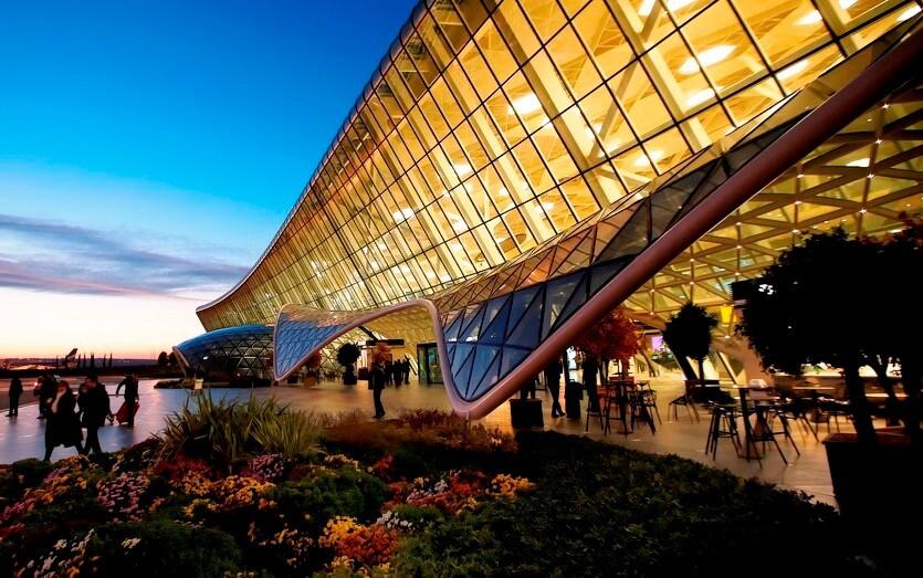 аэропорт баку имени гейдара алиева