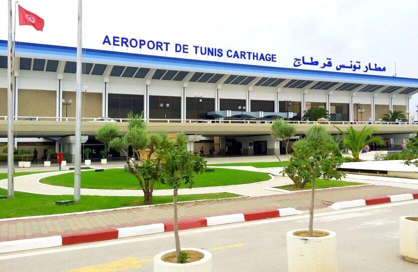 аэропорт тунис карфаген