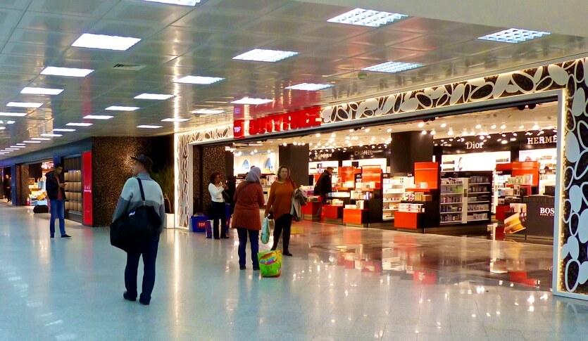 аэропорты туниса карфаген