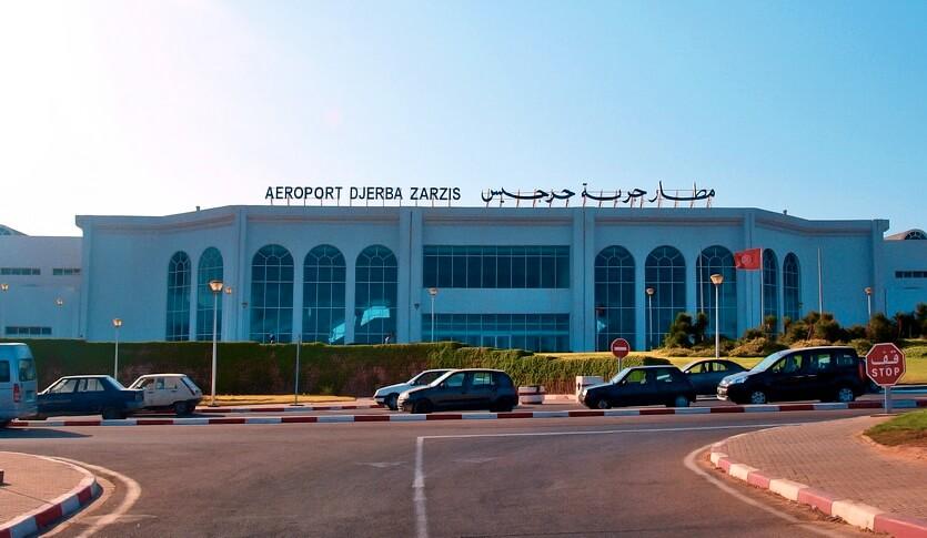 аэропорт джерба зарзис