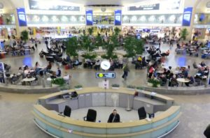 аэропорт бен-гуриона тель-авив