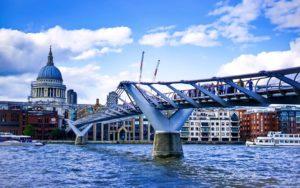 лондон мост из гарри поттера