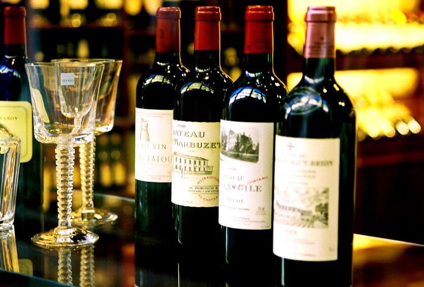 французское вино