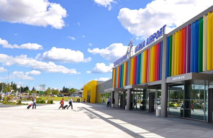 варна аэропорты болгария