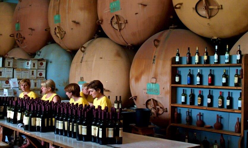 киндзмараули вино грузия