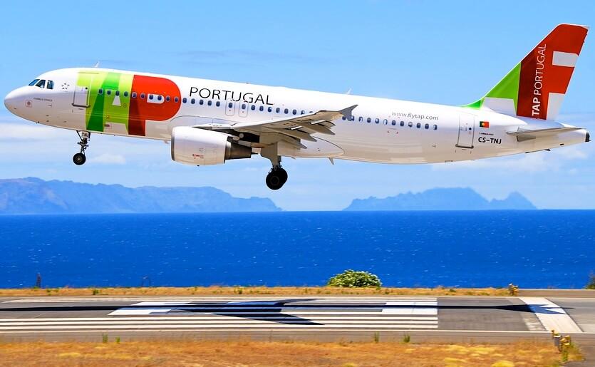 португалия аэропорт