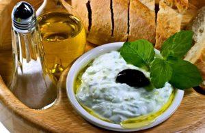 греция национальные блюда