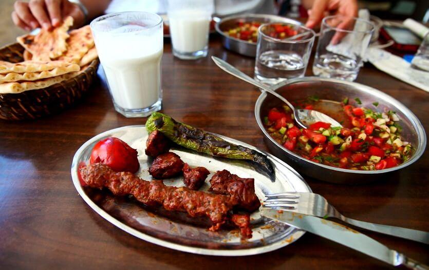 национальные турецкие блюда