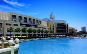 dubai mall торговый центр