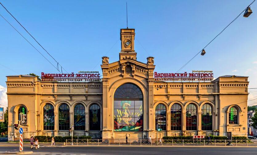 санкт-петербург варшавский экспресс