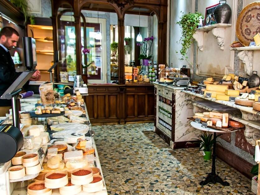 где купить французский сыр