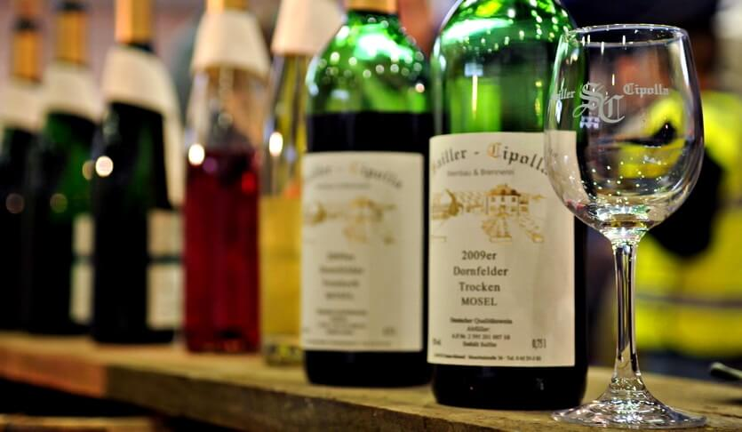 немецкие вина рислинг мозель