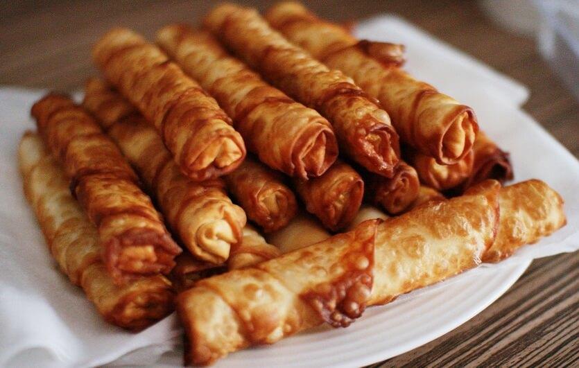 сигара бёрек турецкая закуска
