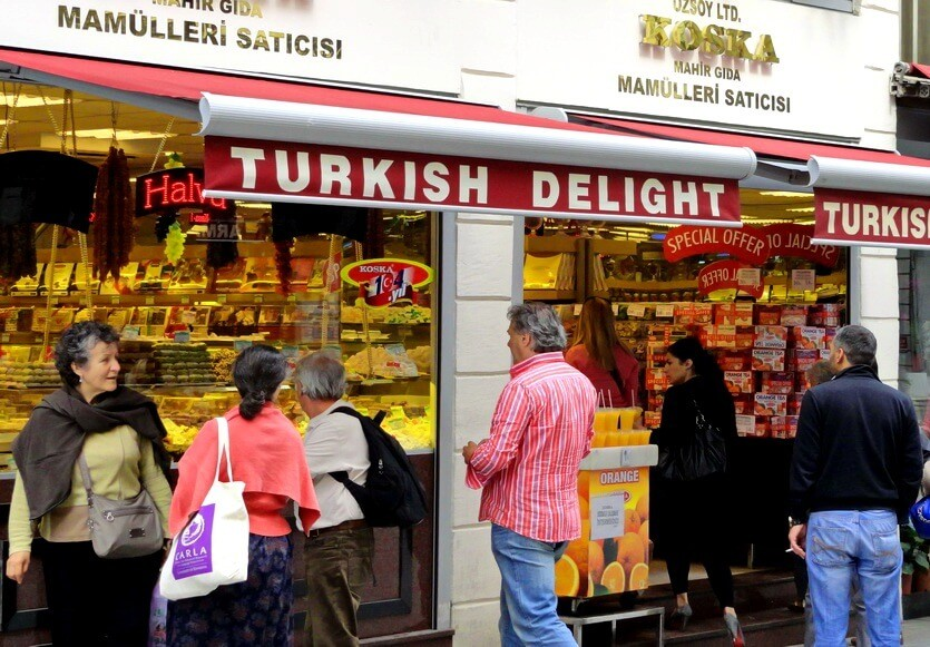 turkish delight сладости