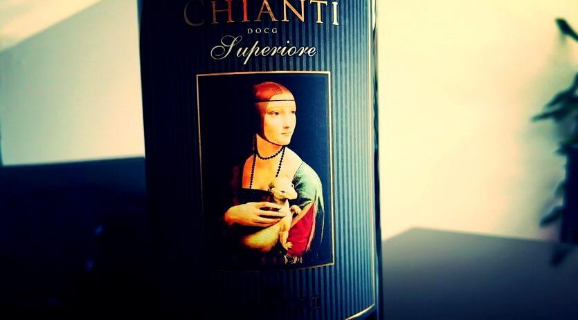 вино кьянти италия