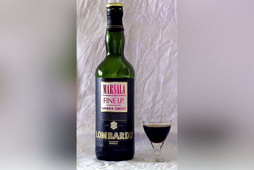 итальянское вино марсала