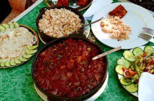 египет еда в шарме и хургаде
