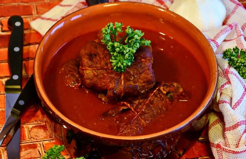 руладен немецкая кухня