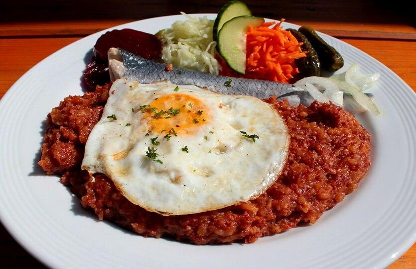 лабскаус немецкое блюдо
