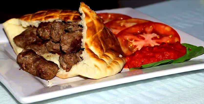 чевапи хорватская кухня